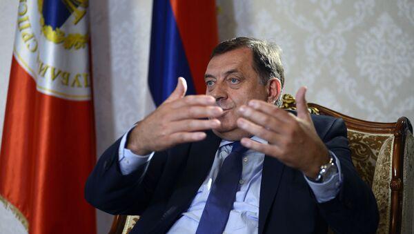 Predsednik RS Milorad Dodik - Sputnik Srbija