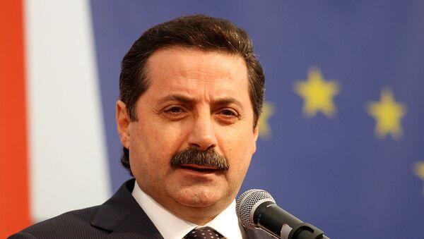 Ministar poljoprivrede Turske Faruk Čelik - Sputnik Srbija