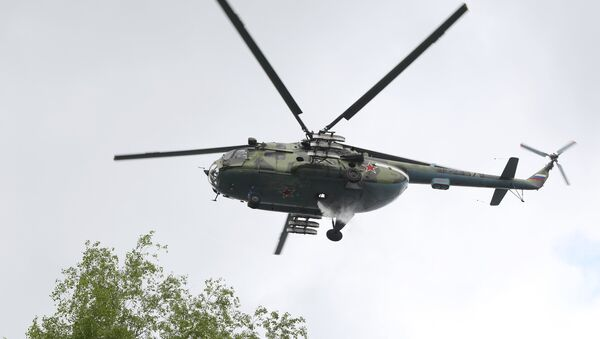 Helikopter Mi-8. - Sputnik Srbija