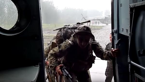 Војска, вежбе - Sputnik Србија