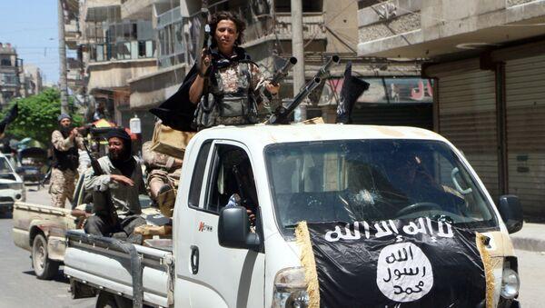 Teroristi Nusra fronta u Alepu - Sputnik Srbija