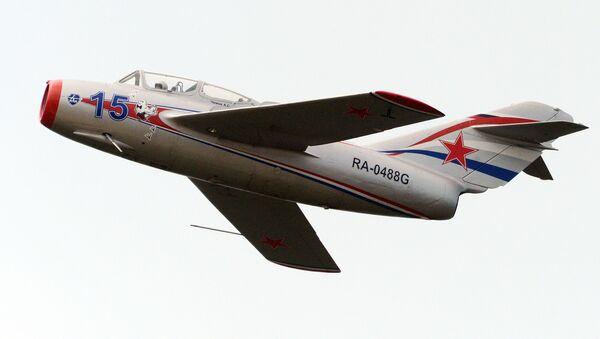 Sovjetski lovac MiG-15 - Sputnik Srbija