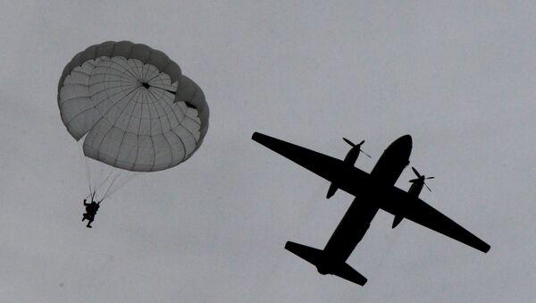 Avion An-26 Pacifičke flote - Sputnik Srbija