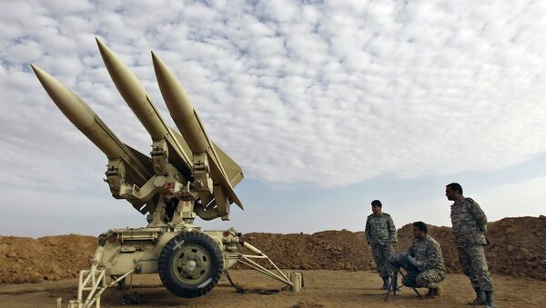 Иранска војска - Sputnik Србија