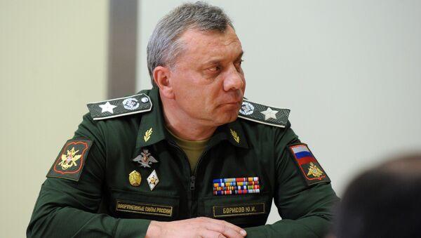 Заменик министра одбране Русије Јуриј Борисов - Sputnik Србија