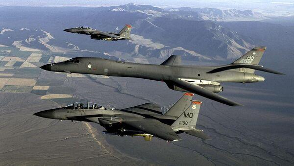 Američki avioni B-1B Lancer - Sputnik Srbija