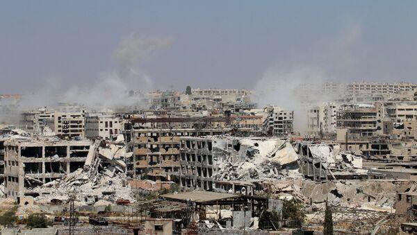 Сирија, бомбардовање - Sputnik Србија