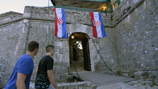 Ulaz u Kninsku tvrđavu - Sputnik Srbija