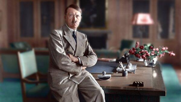 Немачка разматра да за свог кандидата за Оскара за најбољи страни филм кандидује сатирична комедија о Адолфу Хитлеру - Sputnik Србија