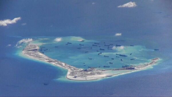 Sporna ostrva u Južnom kineskom moru - Sputnik Srbija
