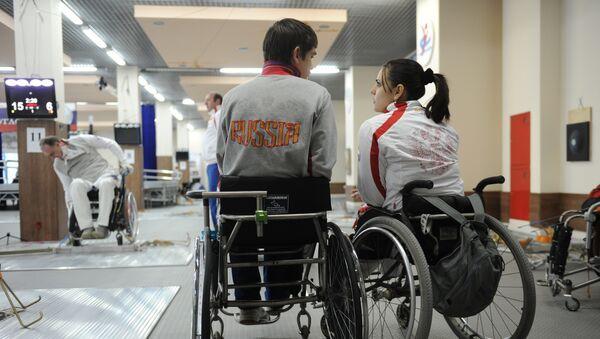 Paraolimpijci - Sputnik Srbija