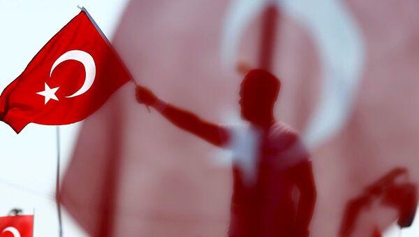 Застава Турске - Sputnik Србија