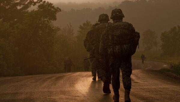 Амерички војници - Sputnik Србија