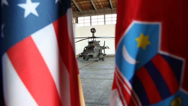 Helikoptera OH-58D  Kajova vorior - Sputnik Srbija