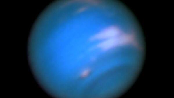 Темное пятно на Нептуне - Sputnik Србија