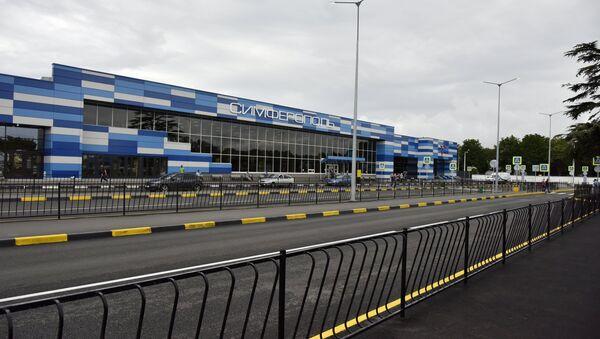Међународни аеродром Симферопољ - Sputnik Србија