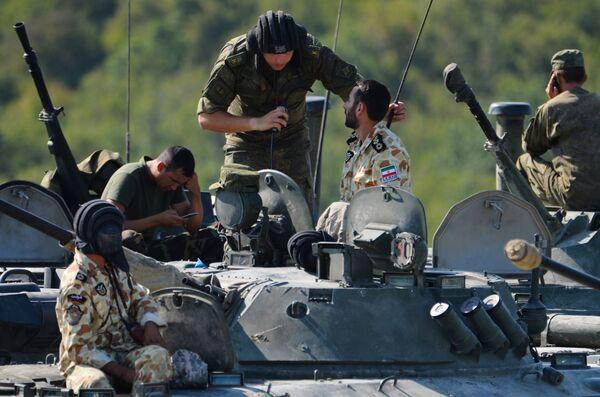 Međunarodne vojne igre 2016 - Sputnik Srbija