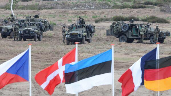 Војна вежба НАТО у Пољској. - Sputnik Србија