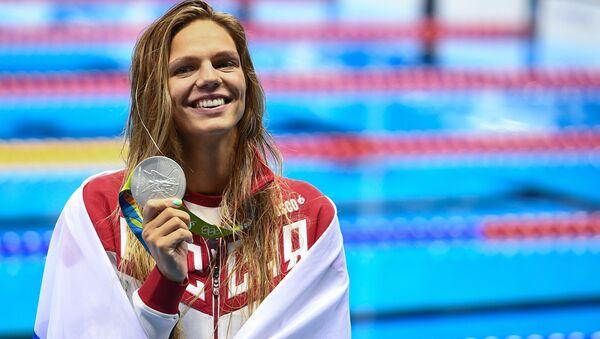 Ruska plivačica Julija Jefimova - Sputnik Srbija