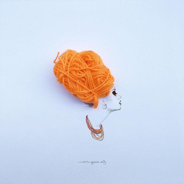 Umetnikova inspiracija — cveće i svakodnevni predmeti - Sputnik Srbija