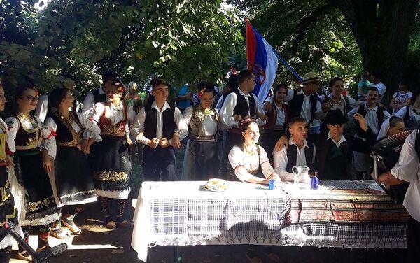Хајдучке вечери, Мачва, Богатић - Sputnik Србија