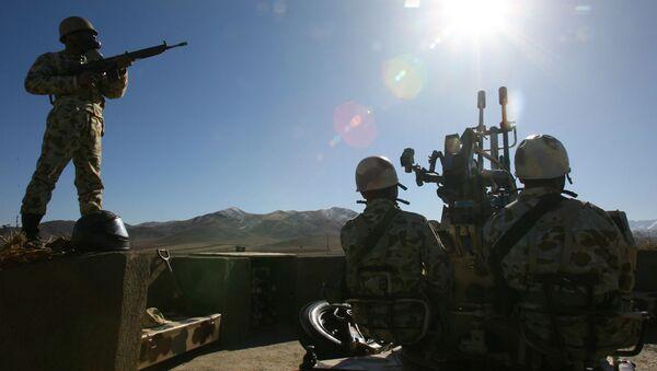 Iranski vojnici - Sputnik Srbija