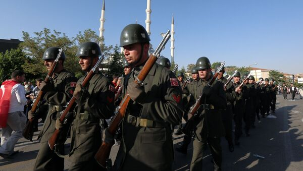 Турски војници у Анкари - Sputnik Србија
