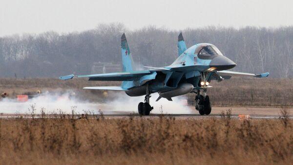 Su-34 - Sputnik Srbija