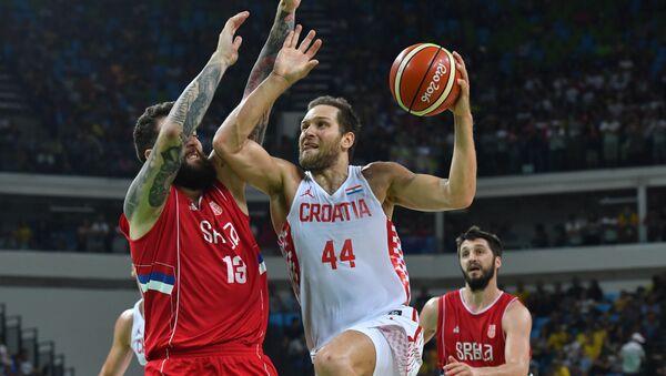 Србија, Хрватска кошарка - Sputnik Србија