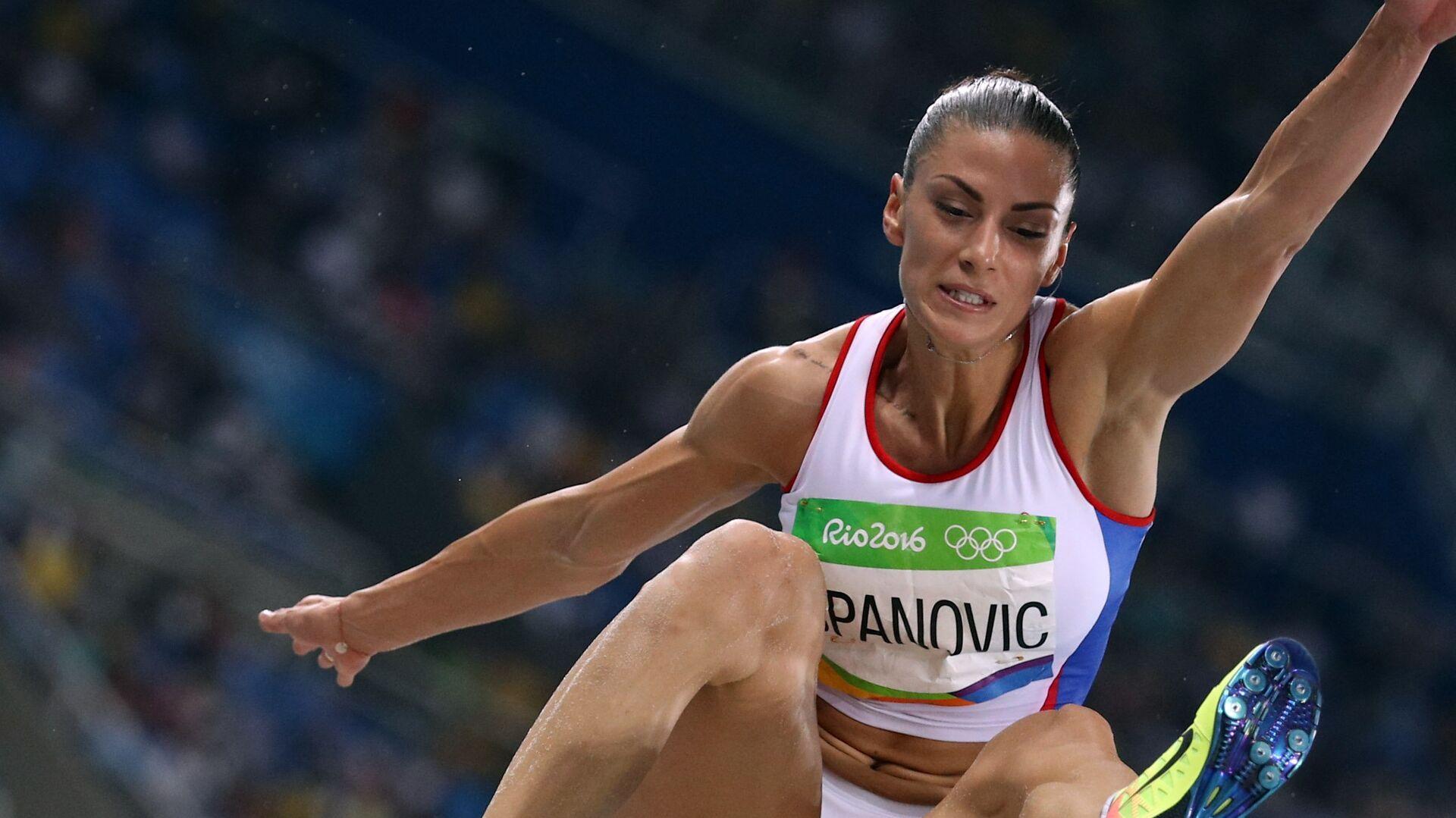 Ivana Španović - Sputnik Srbija, 1920, 02.08.2021