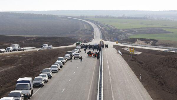 Prvi deo koridora koji Evropa – Zapadna Kina - Sputnik Srbija