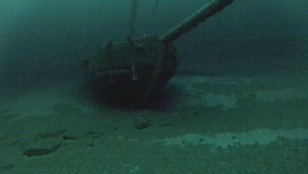 Olupina broda iz 19. veka na dnu jezera Ontario. - Sputnik Srbija