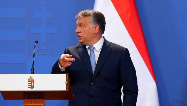 Премијер Мађарске Виктор Орбан - Sputnik Србија