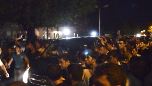Kovčeg sa ostacima čuvenog kriminalca Lankaranskog stigao u Azerbejdžan - Sputnik Srbija