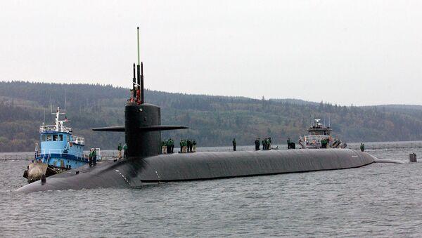 Америчка нуклеарна подморница Луизијана - Sputnik Србија