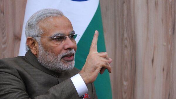 Premijer Indije Narendra Modi - Sputnik Srbija