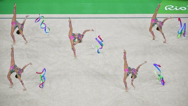 Ritmička gimnastika, Rusija - Sputnik Srbija