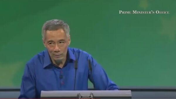 Premijer Singapura - Sputnik Srbija