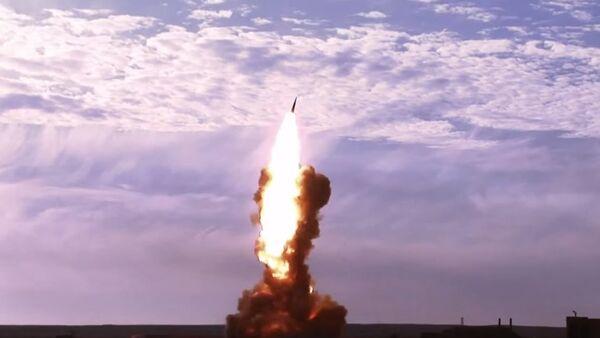 Ruski presretač raketa - Sputnik Srbija