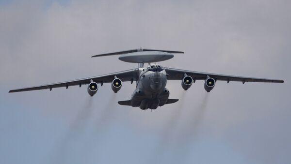 Авион за удаљено радиолокационо откривање А-50 - Sputnik Србија