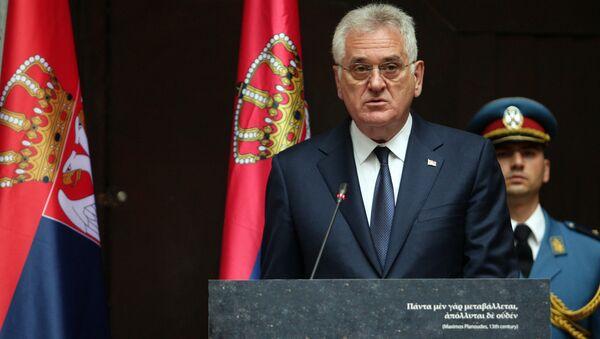Predsednik Srbije Tomislav Nikolić otvorio je 23. Međunarodni kongres vizantiskijih studija - Sputnik Srbija