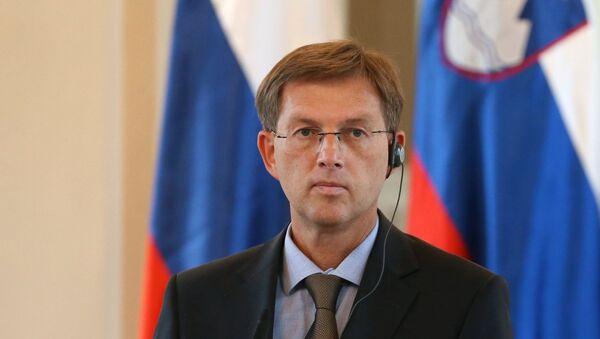 Premijer Slovenije Miro Cerar - Sputnik Srbija