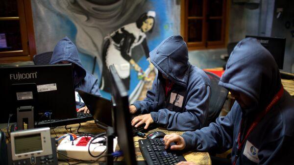 Хакери - Sputnik Србија
