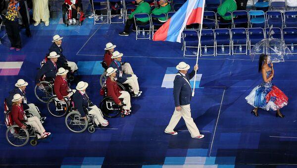Руска Параолимпијска репрезентација - Sputnik Србија