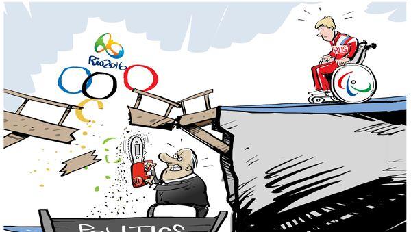 Paraolimpijada bez Rusa - Sputnik Srbija