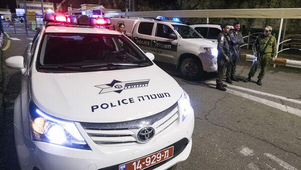 Израелска полиција - Sputnik Србија
