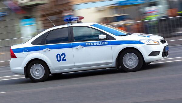 Руска полиција - Sputnik Србија