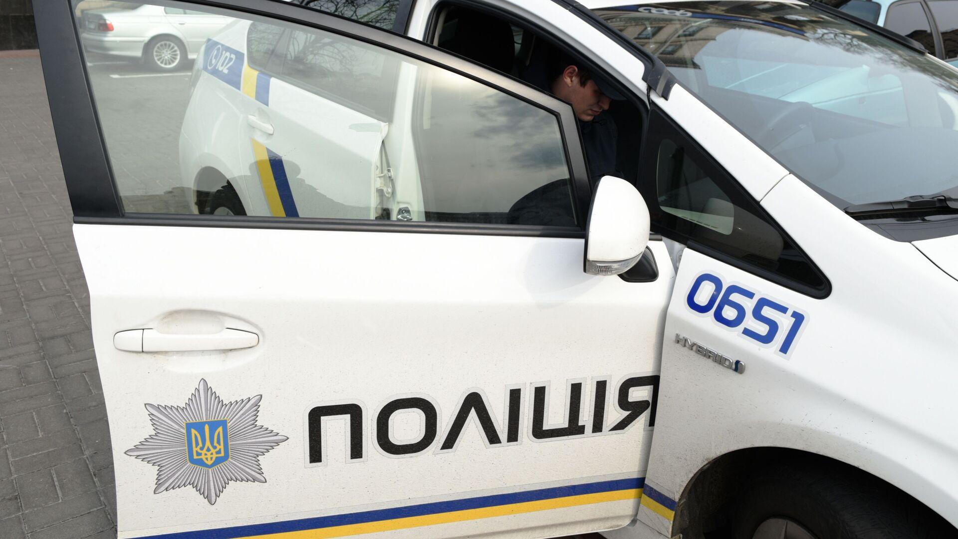 Policija Ukrajine - Sputnik Srbija, 1920, 22.09.2021
