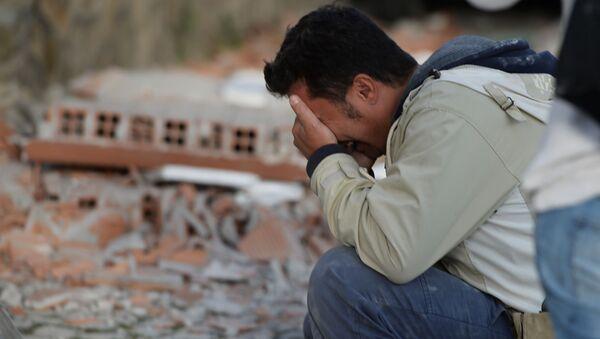 Земљотрес у Италији — Аматричеа више нема - Sputnik Србија