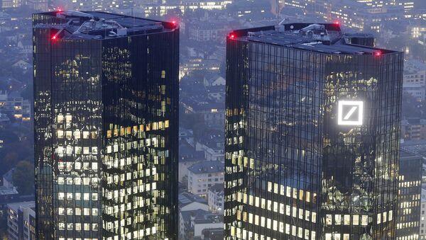 Dojč bank u Frankfurtu - Sputnik Srbija